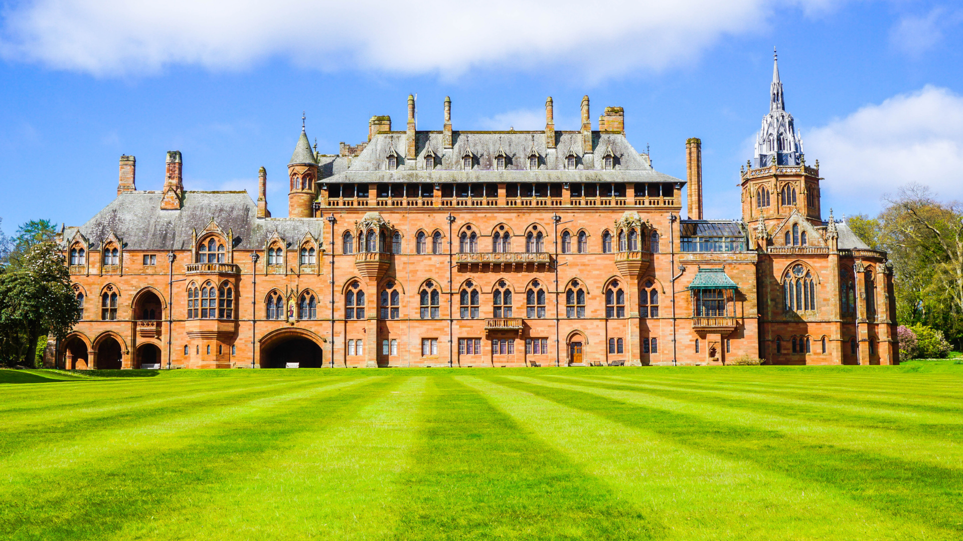 Every Wedding at Mount Stuart starts with you